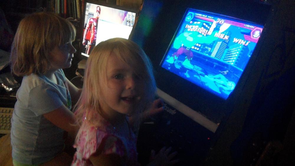 DC vs MARVEL video game (4/4)