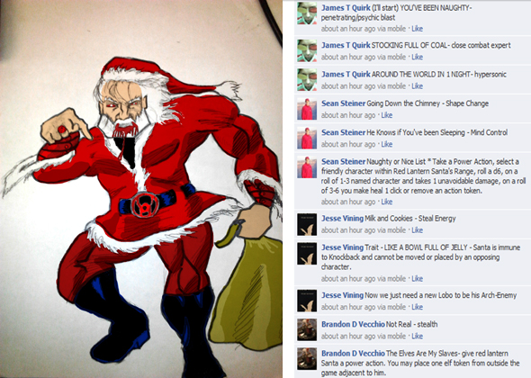 Red Lantern Santa copy