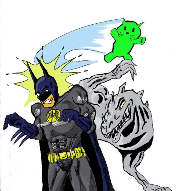 batman x copy