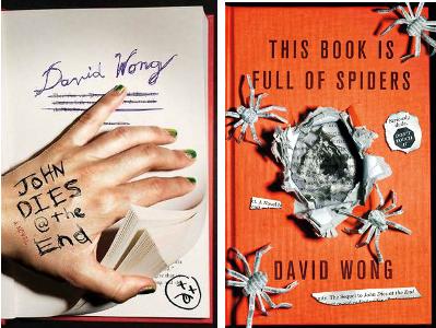 David-Wong-Books