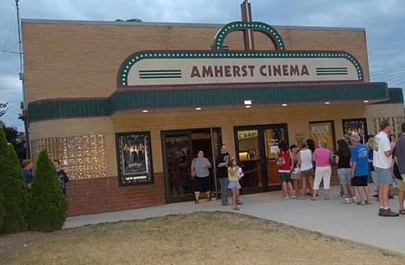 Amherst Cinema, Amherst, OH.