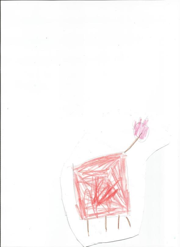 art  Lydia giraffee