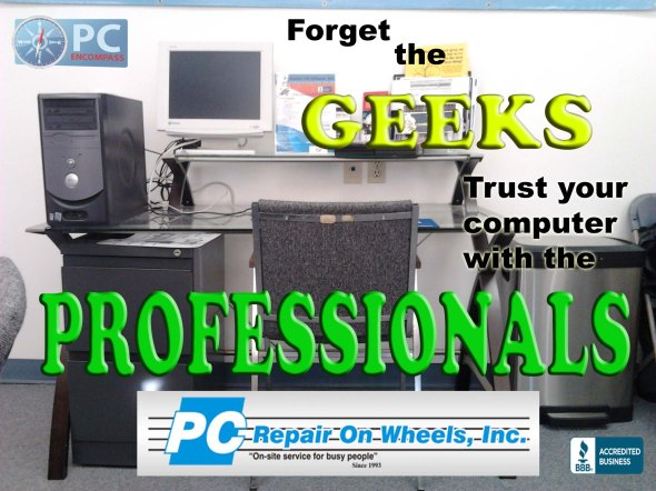 Geeks and pros