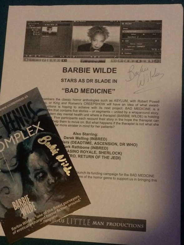barbie Wilde