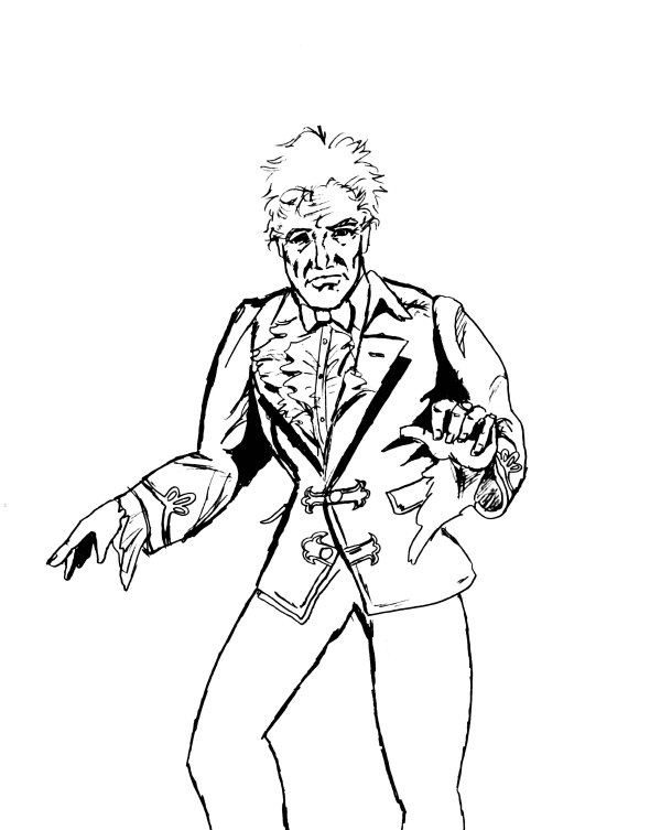 Doctor inked