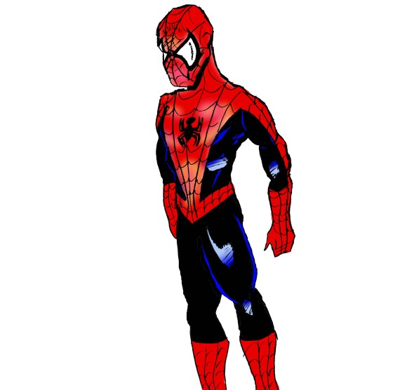 spidy color