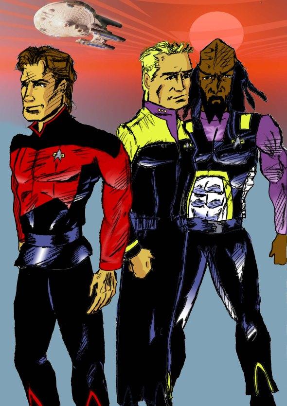 Star Trek color