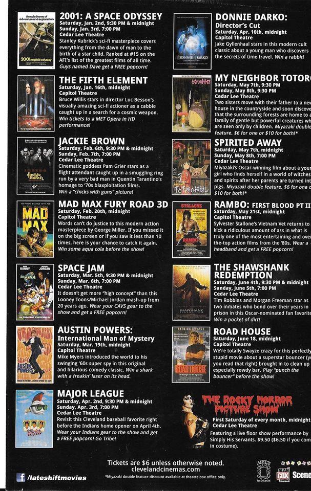 Capitol Theatre | Argo City Comics