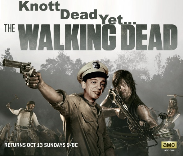 knotts dead