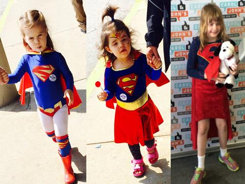 supergirls