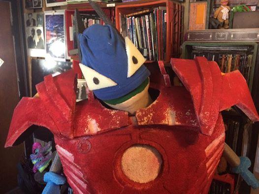Iron Mite!