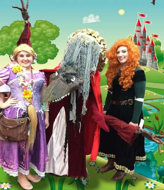 skeksis princesses